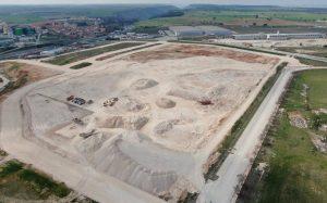 Urbanización Plataforma Logística de Torija